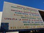 All of South Africa's 13 official languages are represented at the Constitutional Court