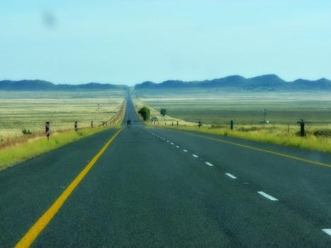 Never-ending roads