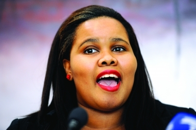 Lindiwe Mazibuko (source: elle.co.za)