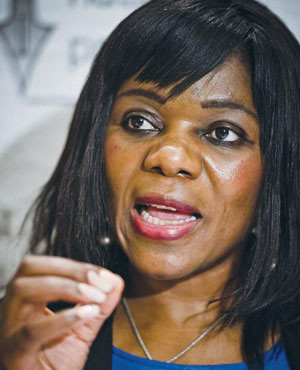 Thuli Madonsela (source: News24)