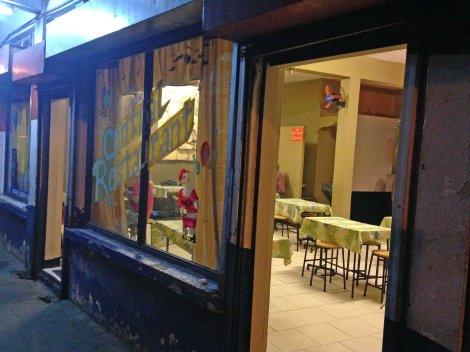 Central Restaurant Mauritius