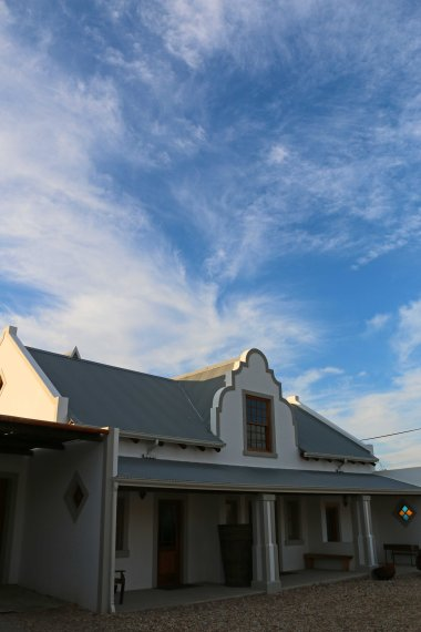 Our lovely self-catering accommodation Karoo Rust