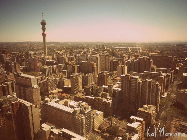 View of Jozi