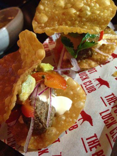 Pot Luck Club Fish Tacos