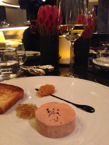 Foie Gras like only a Michelin Chef can make it!