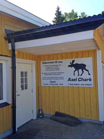 Axel's Chark