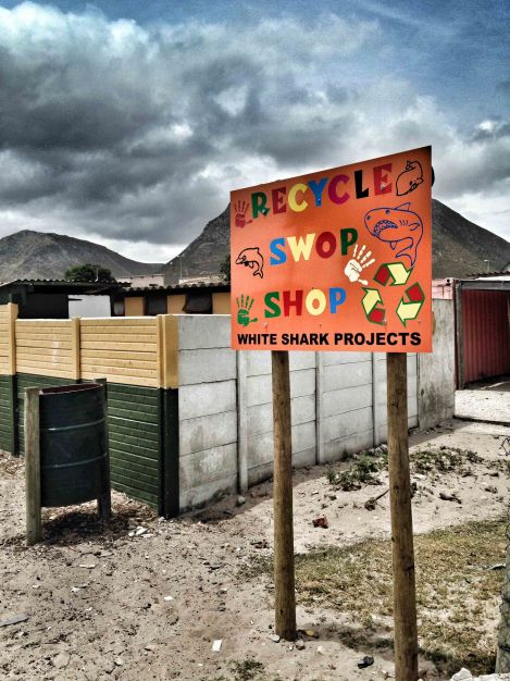 The Swop Shop by White Shark Pojects
